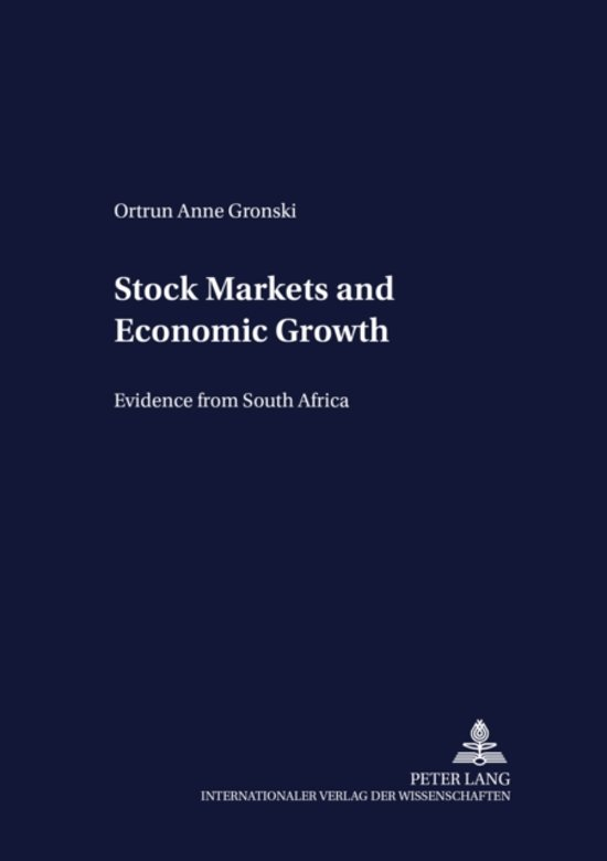Stock Markets and Economic Growth
