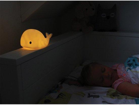 Flow Moby Walvis Nachtlampje