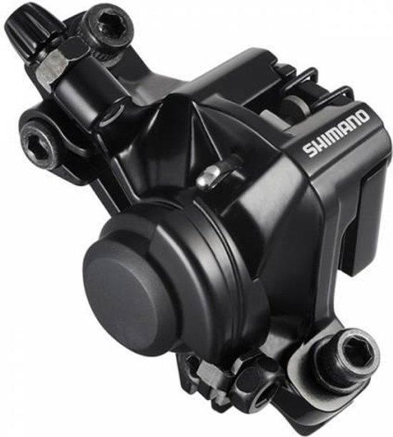 Shimano Mechanische Remklauw Br-m375 Schijfrem Voor Zwart