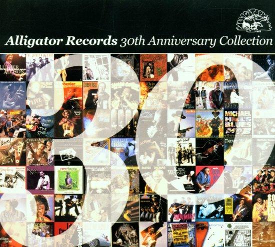 Alligator Records 30Th..
