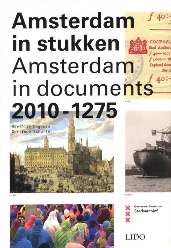 Amsterdam In Stukken