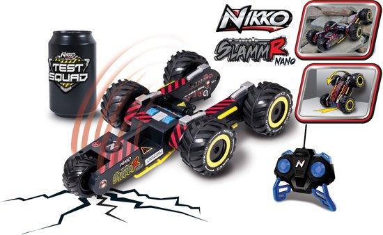 Nikko Nano SlammR - Bestuurbare auto