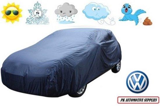 Autohoes Blauw Polyester Volkswagen Golf Plus 2007-