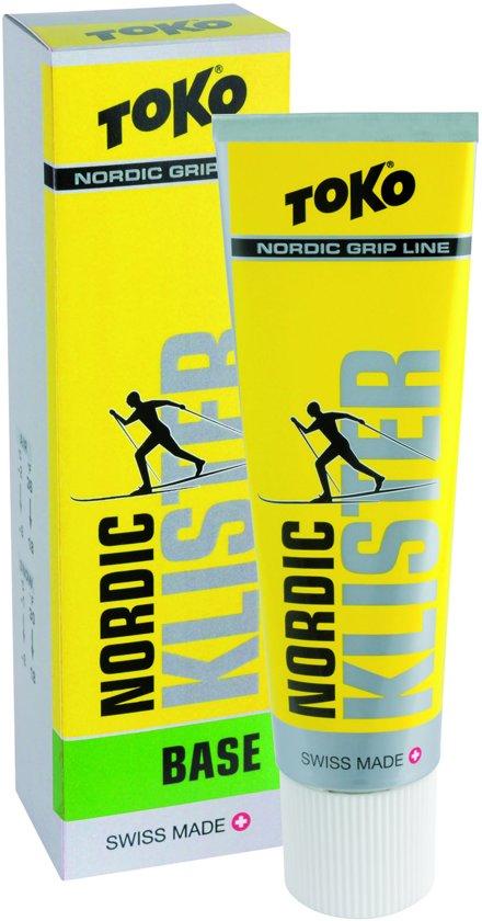 Toko Nordic wax - Klister - Green - 0ᵒC tot -30ᵒC - 55 gram