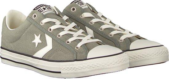 Converse Player Heren Sneakers Ox Maat Men 44 Star Groen RRzq7w