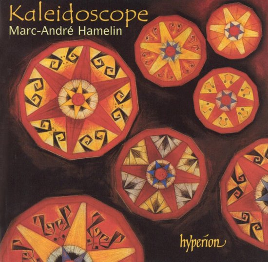Kaleidescope / Marc-Andre Hamelin