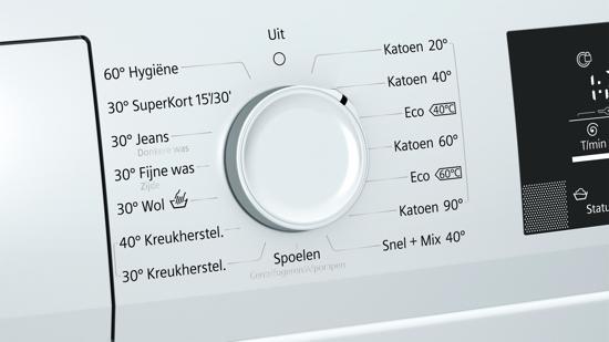 Siemens WM14T322NL iQ500 - iSensoric - Wasmachine