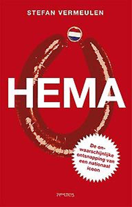 Boek cover Hema van Stefan Vermeulen (Paperback)