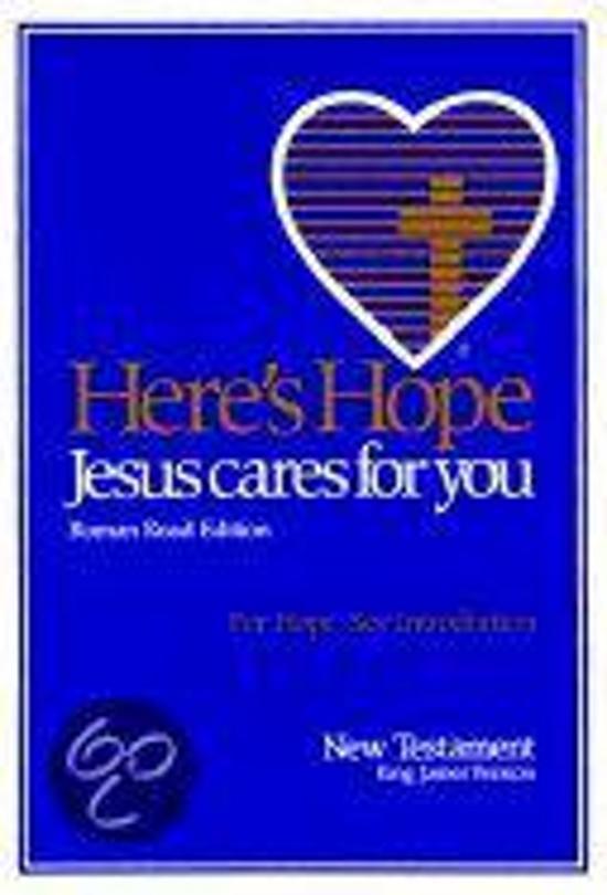 KJV Here's hope new testament colour ing - Diverse auteurs |