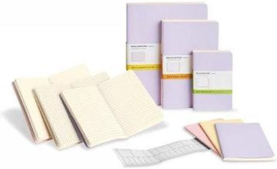 Moleskine Cahier Journal Pocket Ruled Tris Pastel