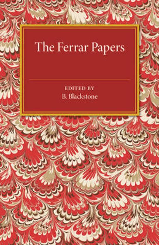 a biography of nicholas ferrar an english scholar and man of religion
