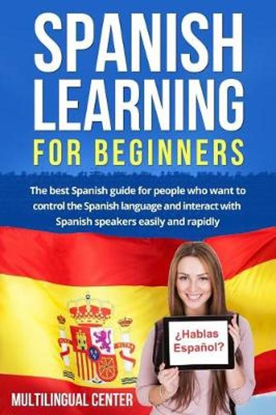 Spanish Learning for Beginners
