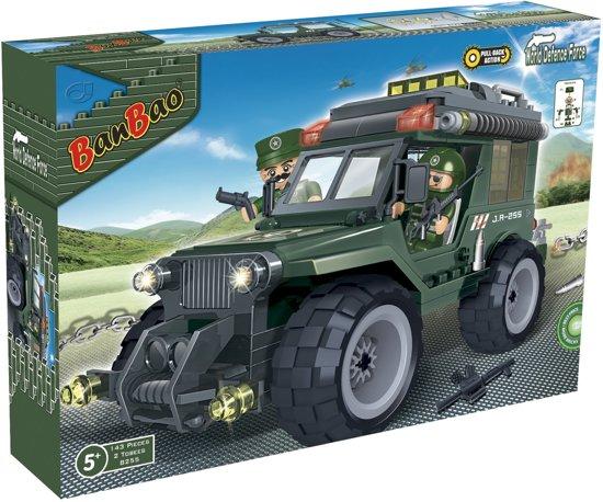 BanBao Leger Leger  Jeep - 8255