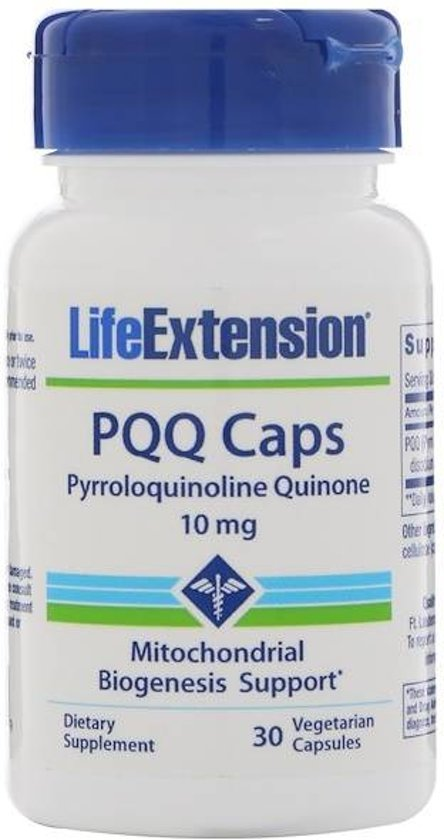 Life Extension PQQ Caps with BioPQQ®