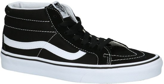 Vans Sneakers Unisex SK8-MID REISSUE  - VA391F6BT  Black/True W