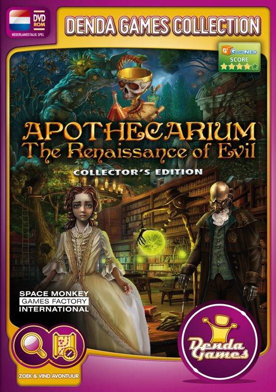 Apothecarium: The Renaissance of Evil - Collector's Edition - Windows