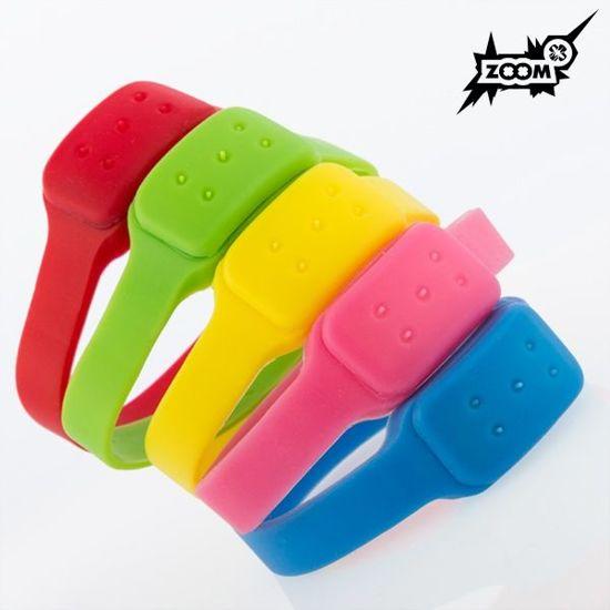 ZOOM Muggenwerende Armband - Blauw