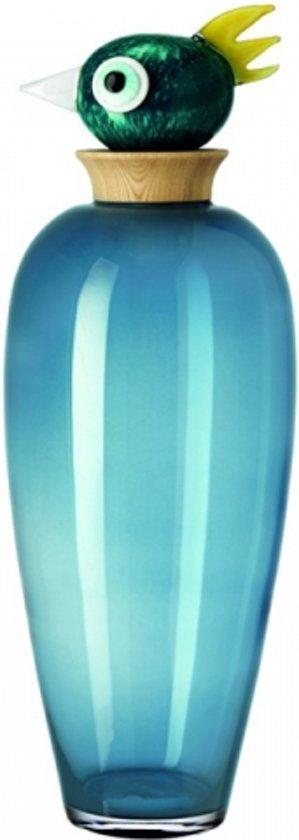 Leonardo Papageno Luigi - Vaas h60 cm - Glas