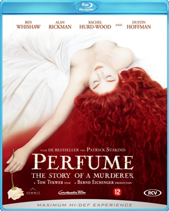 Cover van de film 'Perfume - The Story Of A Murderer'