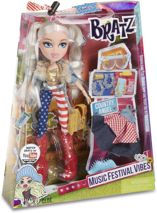 Bratz Festival Vibes Doll- Cloe