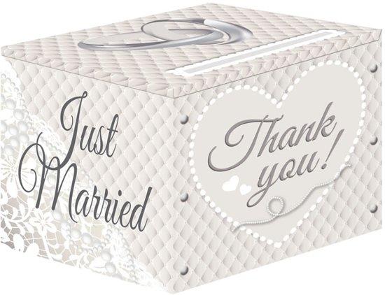 Huwelijkscadeaus Box - Enveloppen Doos
