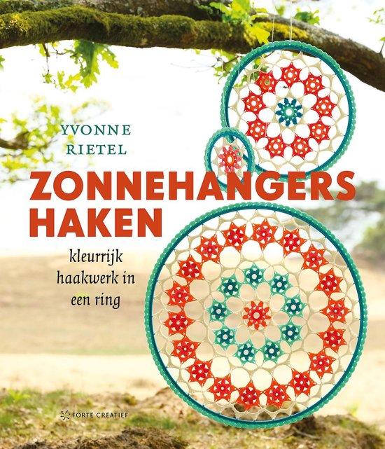 Bolcom Zonnehangers Haken Yvonne Rietel 9789462501744 Boeken