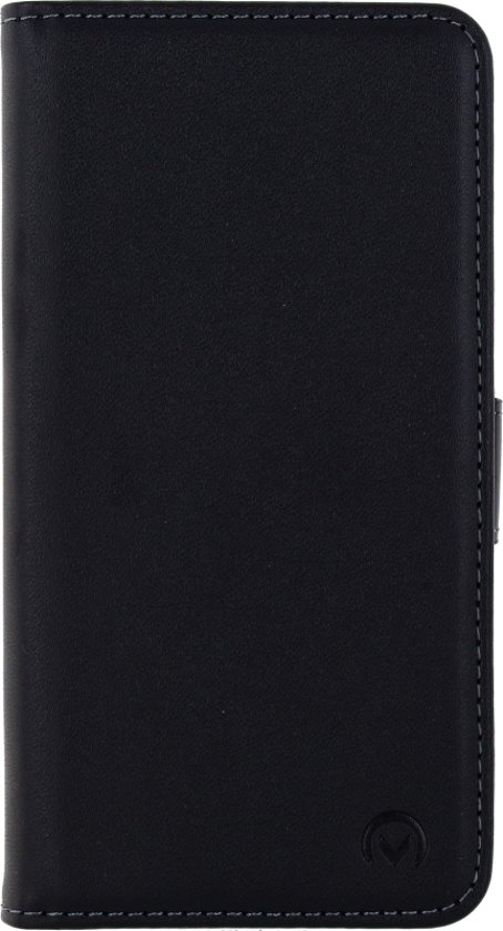 Mobilize Classic Gelly Wallet Book Case OnePlus 5 Black