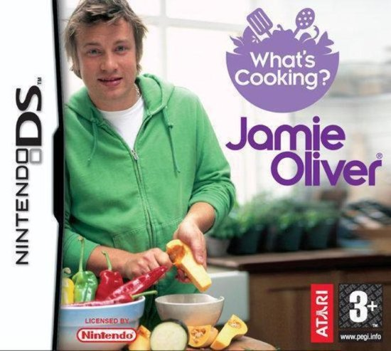 Whats Cooking With Jamie Oliver Nds