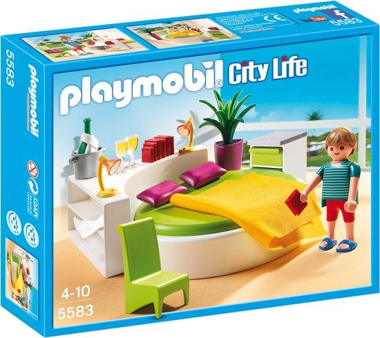 bol.com | Playmobil Slaapkamer met loungebed - 5583, PLAYMOBIL ...