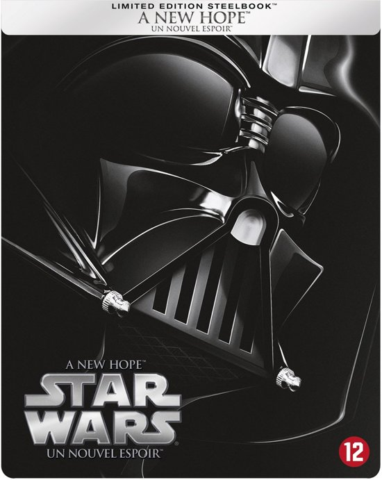 Star Wars Episode IV: A New Hope (Blu-ray Steelbook)
