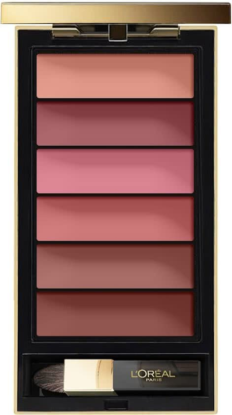 L'Oréal Paris Color Riche Lip Palette - 01 Nude