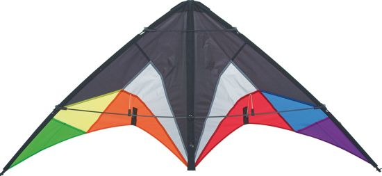 HQ Quickstep II Vlieger -Black Rainbow