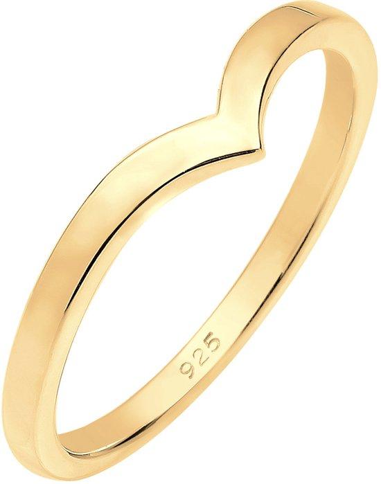Elli Ringen 925 Sterling Zilver V-vorm