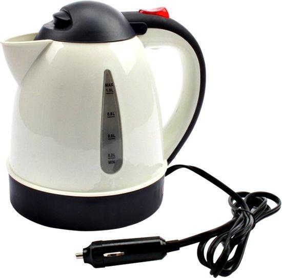Nieuw bol.com | Waterkoker PO-9060 12V 150W - Reiswaterkoker - Wit QE-65