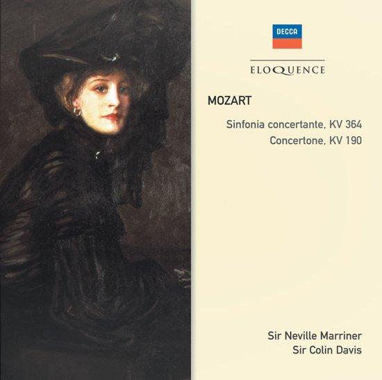 Sinfonia Concertante, Kv364 Concertone, Kv190