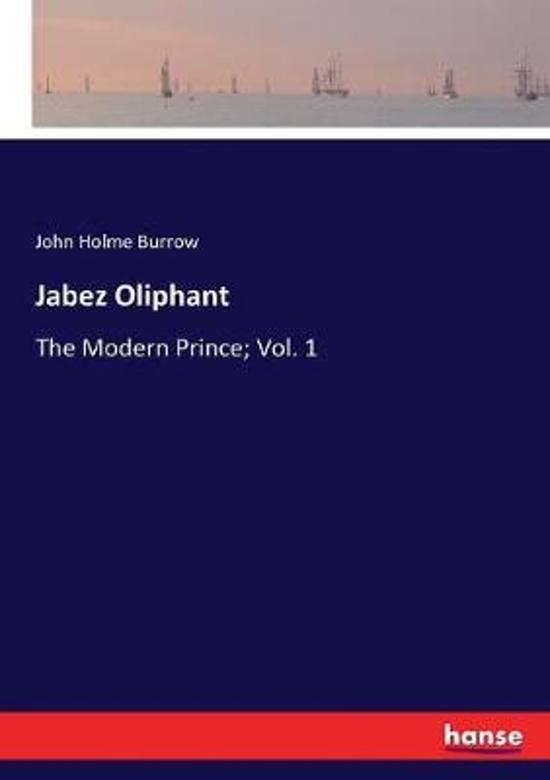 Jabez Oliphant