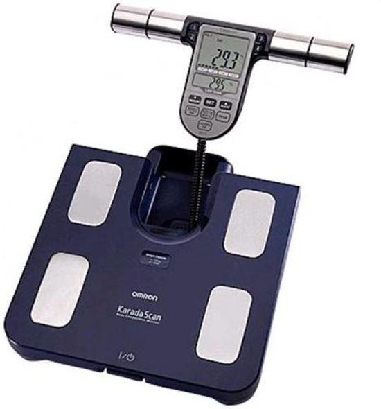 Omron BF511 - Personenweegschaal-Lichaamscompositiemeter