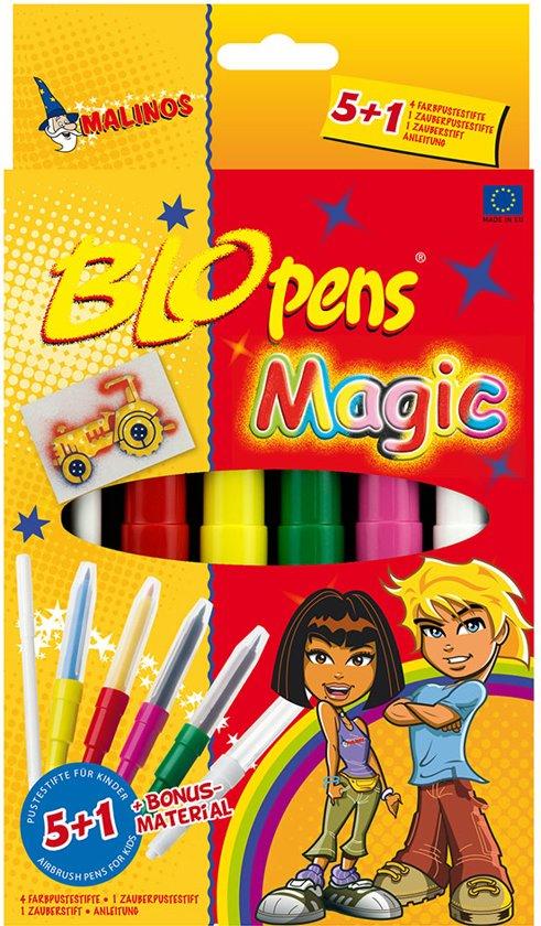 BLOpens Magic 5+1 blaasstiften
