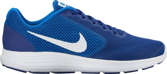Bleu Chaussures Nike Taille 35 Hommes wlWKa