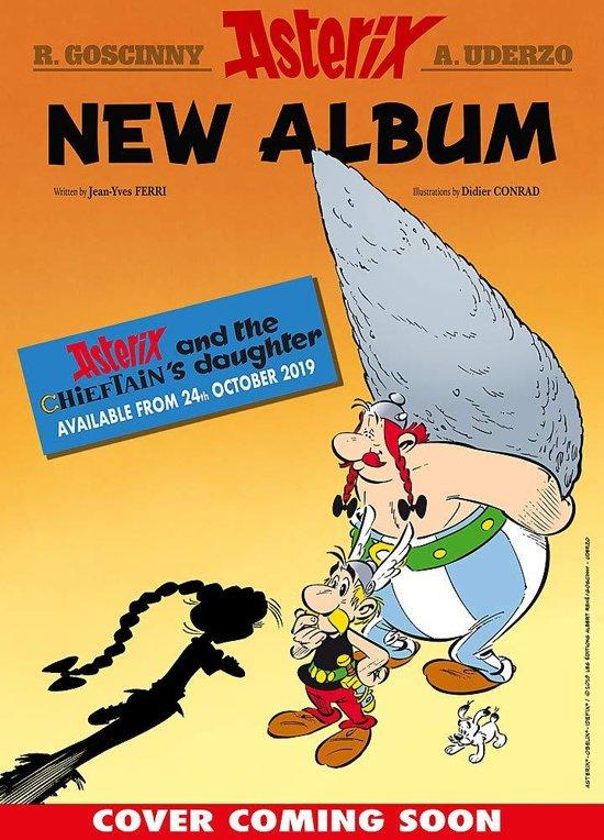 Boek cover Asterix van Jean-Yves Ferri (Hardcover)