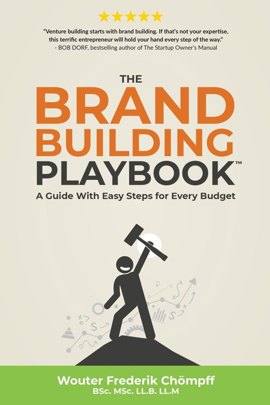 The Brand Building Playbook