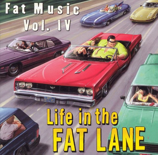 Life In The Fat Lane Vol. 4