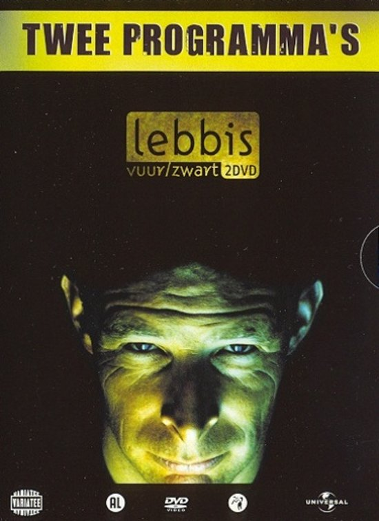 Lebbis - Vuur en Zwart (2DVD)