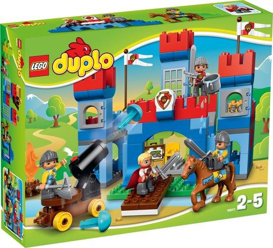 LEGO DUPLO Groot Koningskasteel - 10577