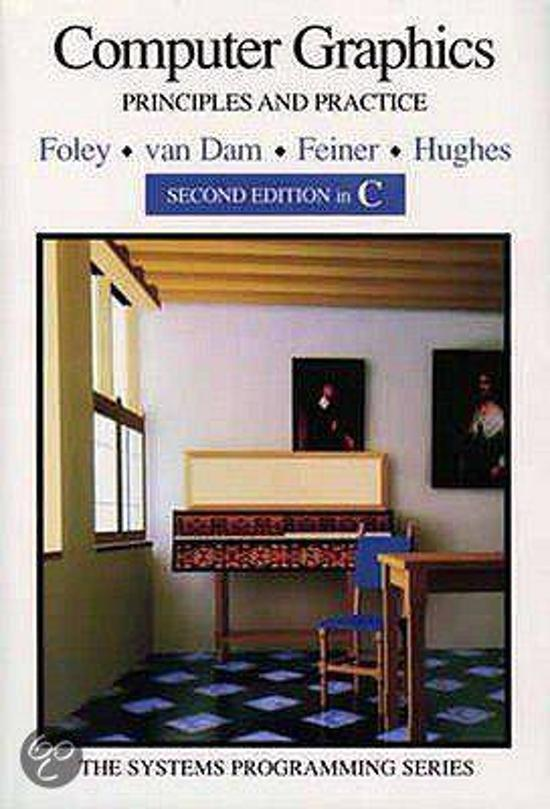 Boek cover Computer Graphics van James D. Foley (Paperback)