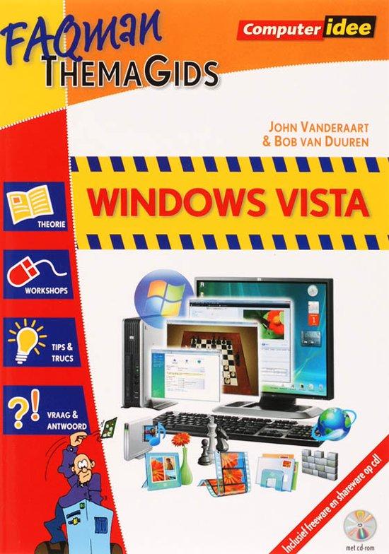 Faqman Themagids Windows Vista + Cd-Rom - J. Vanderaart pdf epub