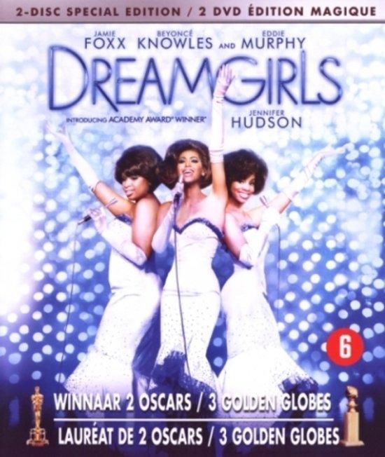 DVD cover van Dreamgirls