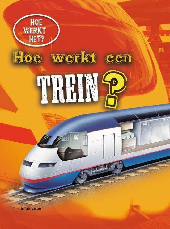 kinderboek trein