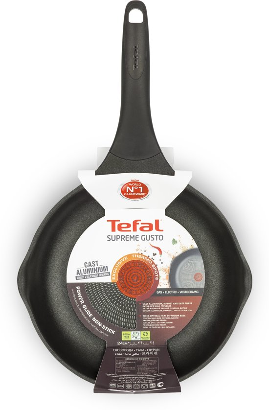 Tefal Supreme Gusto Koekenpan 22 cm