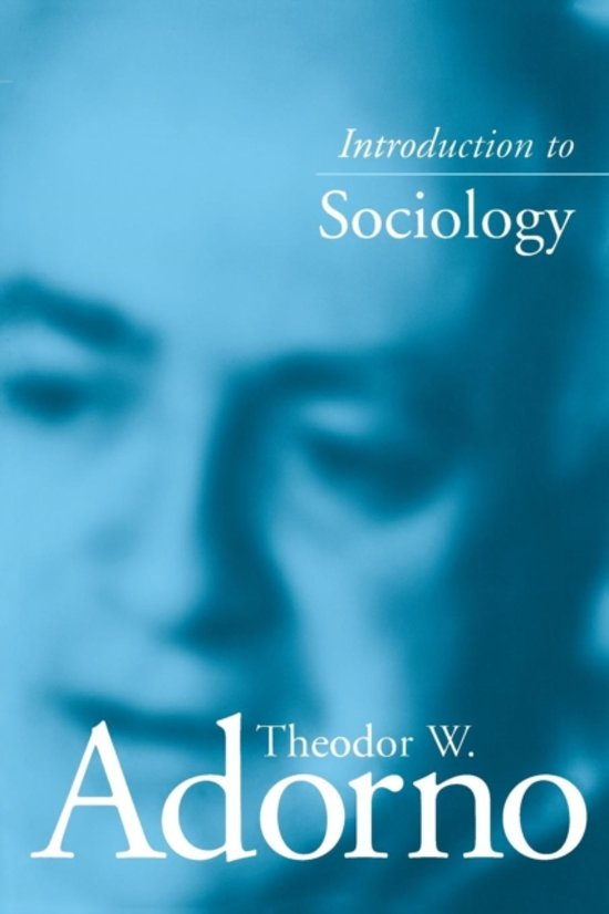 introduction to sociologoy